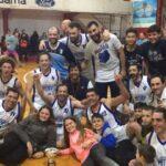 El +35 del Club Social y Deportivo Matheu campeón del Event Sport