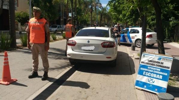 Recuperaron autos en Maschwitz