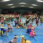 La mágica noche de Patines Juveniles, a la altura de un espectáculo de Disney