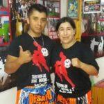 Yamila Coronel competirá en Desafío TeamKickBoxing