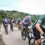 Ciclistas escobarenses en las Altas Cumbres