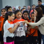 Lanzamiento de la primer Liga Femenina Infantil de Fútbol