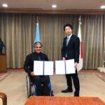 El escobarense que teje las redes para los Juegos Paralímpicos Tokio 2020