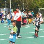 Comenzó el Curso de Entrenador de Fútbol Infantil